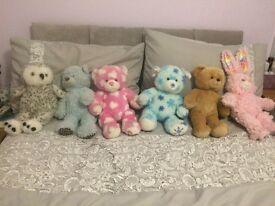 Various Build a Bears