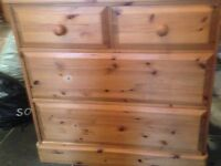 Pine bedroom furniture