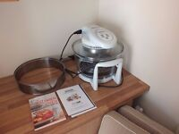 Cookshop Halogen Oven with extender ring