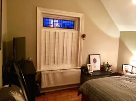 Large double room in period house