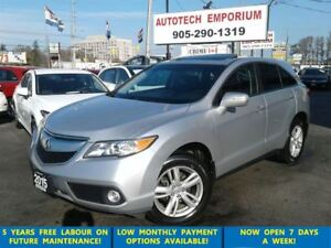 2015 Acura RDX AWD Tech Navigation/Camera Fully Loaded