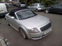 Audi TT Convertible 1.8T Bam180 Quattro £1499 or swap