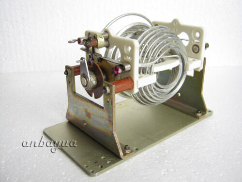 0,9 - 25 uH Spheric Variometer from exUSSR Army station R-836
