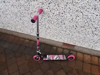 Monster High Doll Kids scooter