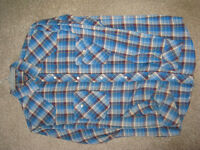Mens original Falmers vintage shirt