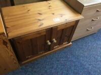 Small Pine Cabinet #41697 £40