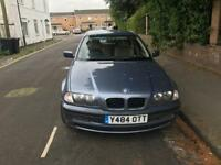 AUTOMATIC BMW 320i 5-dr SALOON NEW 12 MONTHS MOT £595