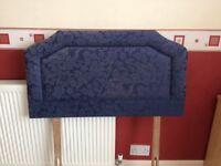 Single bed headboard