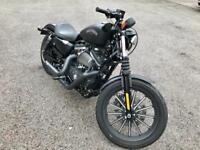 Harley Davidson XL Iron **Stage 1 Upgrade**