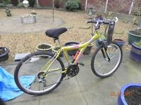 Huffy 21 speed bike hardly been used