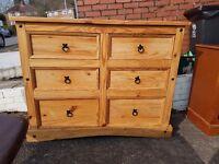 Large wood unit