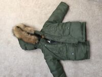 Boys Gap Winter Jacket - Excellent Used Condition