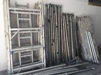9m Youngman Aluminium Scaffold tower