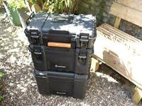 Professional Wheeled Rigid Toolbox Storage System