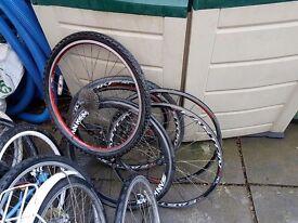Bikes spares or repairs.