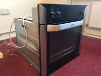 Belling electric oven like new