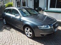 Audi A6 Avant 2.0 TDi SE Auto – 2008 – 12 months MOT