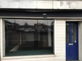 Shop to let in Leigh