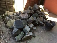 Rockery Stones For Sale - Granite & Limestone