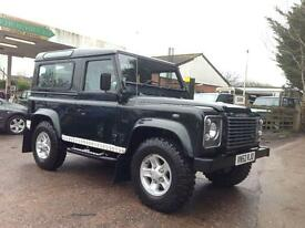 Land Rover Defender 90 XS Station Wagon Td5 (green) 2003