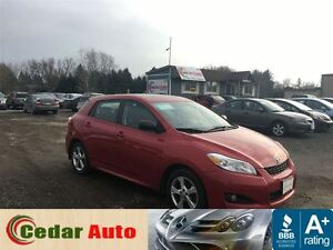 2013 Toyota Matrix Touring - Fully Loaded - Moonroof