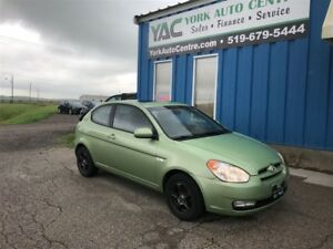 2011 Hyundai Accent L Sport, Sunroof, Cruise, P group
