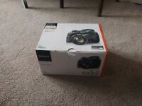 Sony DSC-H400 20.1MP 63X zoom Bridge Camera