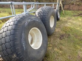 GALAXY TURF SPECIALS LAWN/GRASS TRACTOR TYRES