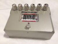 Blackstar HT DistX guitar distortion effects pedal
