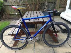 Graham Weigh fixed gear / fixie / track bike 58cm top tube