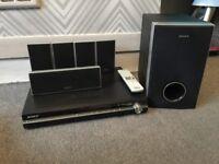 Sony DAV-DZ230 - 5.1 ch DVD Home Cinema System