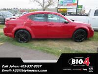 2013 Dodge Avenger BlackTop package, Bluetooth, Spoiler