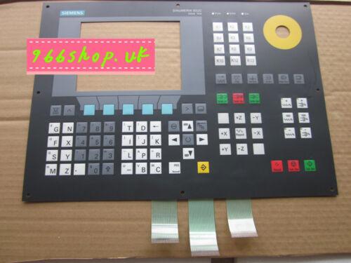 1X For Siemens 802S 6FC5511-0CA00-0AA0 6FC5 511-0CA00-0AA0 Membrane Keypad