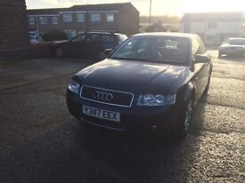 AUDI A4 1,9 tdi 130hp MOT may2017