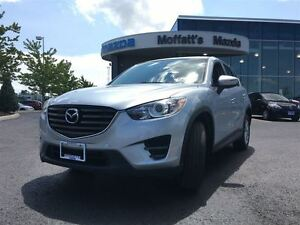 2016 Mazda CX-5 GX AWD w/ BLUETOOTH, CRUISE, PUSH BUTTON START,