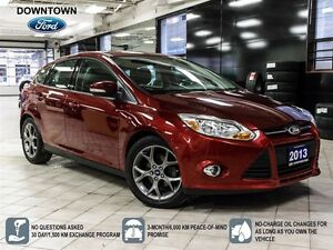 2013 Ford Focus SE, Factory Premium Leather package, Moonroof, H
