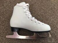 Ice-skating boots