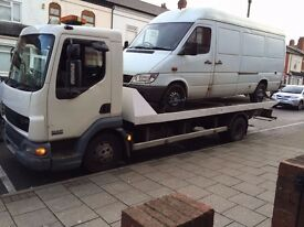 CHEAP 24 HOUR CAR VEHICLE VAN 4x4 BREAKDOWN RECOVERY ACCIDENT RECOVERY TOWING SERVICE BIRMINGHAM