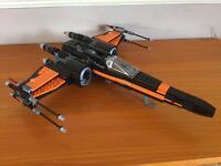 Star Wars Lego X wing.