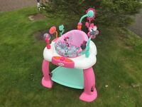 Disney Minnie Mouse Premier Bounce and Bloom Activity Table