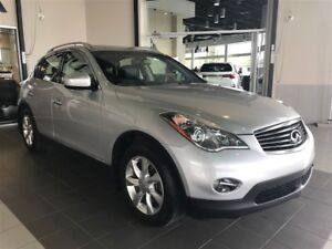 2010 Infiniti EX35 AWD | Leather | Keyless | Backup Camera |