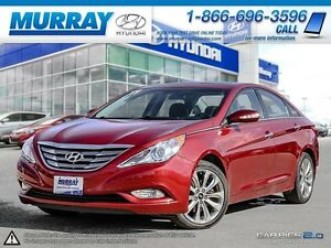 2011 SONATA 2.0 TURBO PREMIUM ONE OWNER