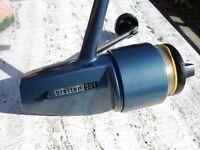boat fixed spool reel Bretton 901 NEW