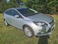Ford, FOCUS, Hatchback, 2013, Manual, 998 (cc), 5 doors