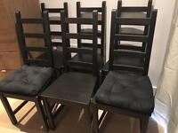 IKEA nearly brand new chair £9.99 each only