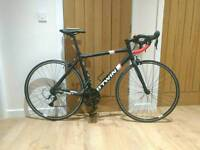 BTWIN triban 500 ROAD BIKE LIKE NEW