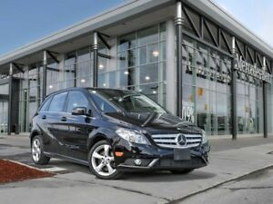 2013 Mercedes-Benz B250 Heated Seats Collision Prevention Back U