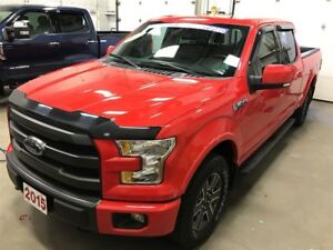 2015 Ford F-150 Lariat - Like New