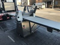 COMMERCIAL HEAVY DUTY DOUGH ROLLER DOUGH SHEETER COMMERCIAL CATERING EQUIPMENT BAKERY DOUGH SHEETER