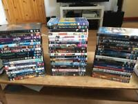 Blu-Rays and DVDs